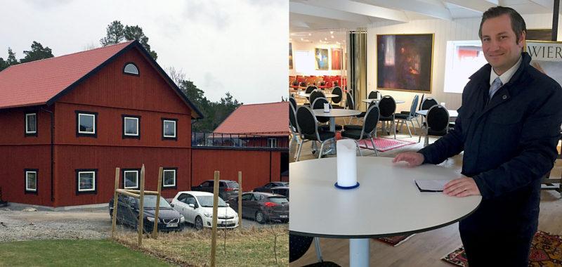 Säby Säteri – Värmdö Företagargala 2017